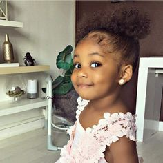My future baby but with kinkier hair Cute Black Babies, Black Baby Girls, Beautiful Black Babies, Cute Little Baby, Cute Baby Girl, Pretty Baby, Beautiful Children, Little Babies, Cute Babies