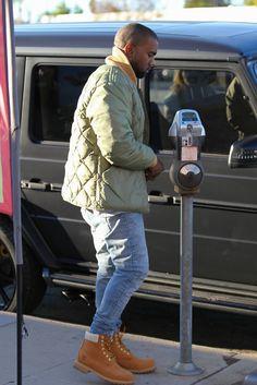 Kanye got style
