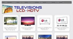 Popular HD TV and MultiMedia store. 100% Automated Amazon Income. No reserve price auction - your first bid can win ! Enjoy !