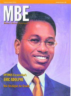 MBE Magazine November 1999 | #EPI #MBEmag #Entrepreneur #Procurement #SupplierDiversity