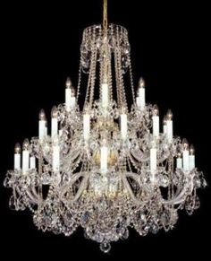 This Rock Crystal Chandelier From Badari Was Amazing Who Are Based In Florence Have Recently Sold Two Of Them For 100 000 Each We Re No