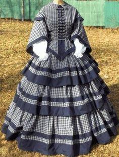 1860s fashion - Google Search