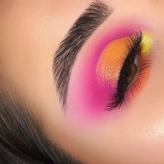 Eye Makeup In 2019 Pink Eye Makeup Eyeshadow Makeup Rave - Eye Makeup In 2019 Pink Eye Makeup Eyeshadow Makeup Rave - Makeup Eye Looks, Eye Makeup Art, Skin Makeup, Eyeshadow Makeup, Beauty Makeup, Makeup Goals, Makeup Inspo, Makeup Inspiration, Makeup Ideas