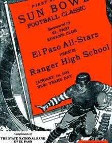 1935 Sun Bowl Game Recap   El Paso All-Stars vs. Ranger (Texas) #ItsAllGoodEP