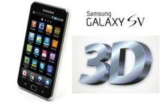 Samsung Galaxy S5 3D camera?