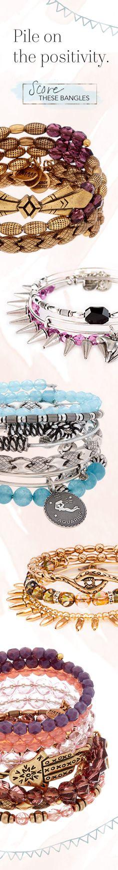 Alex Ani bracelets