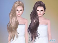 Hair 246 by Skysims - Sims 3 Downloads CC Caboodle