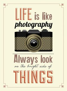 HIPSTA: Life is like photography | #text #wallpaper