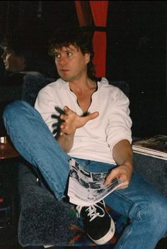 Rick Savage - the short hair years Hear Cat, Vivian Campbell, Phil Collen, Rick Savage, Joe Elliott, Def Leppard, Music Is Life, Rock Music, Cool Bands