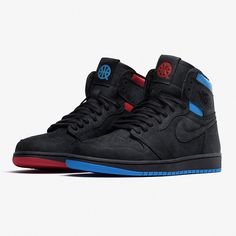 Air Jordan 1 High 'Quai 54' - 7.000.000VND