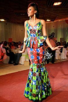 Nigeria Ankara Fashion Styles: 2013 Creative Ankara Styles