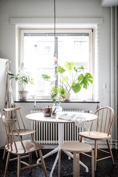 A lovely relaxed Swedish home