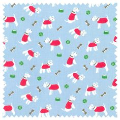 Mini Stanley Haberdashery Fabric from Cath Kidston.