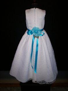 RoseBud 5108 Flower Girl Dress