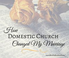 Domestic Church for Catholic Couples