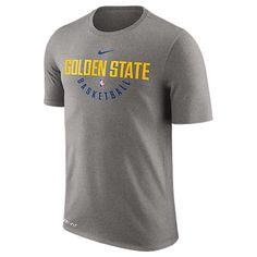 d5f8d959 NIKE MEN'S GOLDEN STATE WARRIORS NBA DRY PRACTICE T-SHIRT, BLUE. #nike  #cloth #