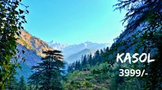 Celebrate  #NewYear in the lap of Parvati Valley Inclusive of 3 Nights Stay on double sharing, Transfer, Sightseeing , Breakfast  Call/Whatsapp: 7011343190 Email: contact@travelviaus.com www.travelviaus.com