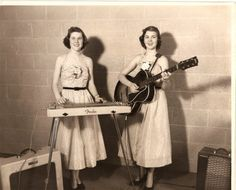 by Tommy Dorr Vintage Photographs, Vintage Photos, Steel Guitar, Vintage Pins, Sound Of Music, Family Photos, The Past, Rock, Guitars