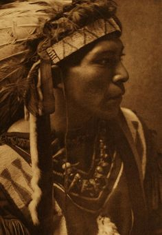 Cayuse youth - 1910