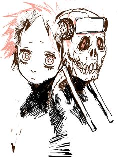 ちゅいさんのイラスト 「ドロヘドロ」
