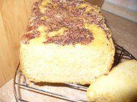 Jemnulinká bábovka z pekárničky - bez múky :) Vanilla Cake, French Toast, Bread, Cheese, Breakfast, Desserts, Morning Coffee, Tailgate Desserts, Deserts