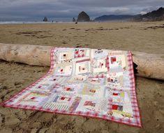 nifty quilts: scrap quilt