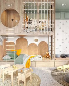 Kids Bedroom Designs, Kids Room Design, Cute Bedroom Ideas, Toddler Rooms, Boy Room, Bedroom Decor, Interior Design, Room Interior, Home Decor