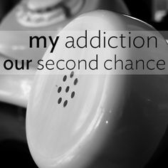 My Addiction. Our Second Chance -   From October 04' till January '05 my life completely spiraled out of control. My phone sex/porn addiction was at its worse. My wife worked days and I was working nights. I would wake up and spend all morning calling phone sex lines, and when I got home in the early morning I would spend all night looking at porn on the Internet.    Eventually things stopped making sense to my wife...