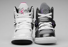 7648ffdfa7d1 Air Jordan Women s Spring 2011 Sneaker Collection