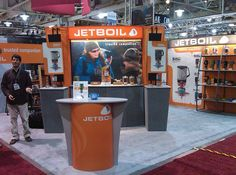 Jetboil Stove Systems ; Outdoor Retailer