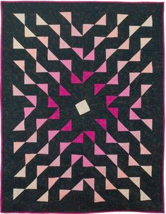 This amish quilts is truly a magnificent design alternative. Amish Quilts, Easy Quilts, Small Quilts, Bed Quilts, Halloween Quilt Patterns, Halloween Quilts, Patchwork Quilt Patterns, Machine Quilting Patterns, Quilt Block Patterns
