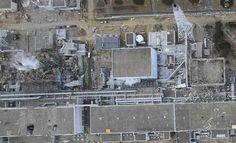 Fukushima Daiichi Nuclear Power Plant disaster aftermath image 10