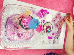 Small world fairy play | Childhood 101