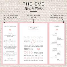 Eve Day Invites [Folded]