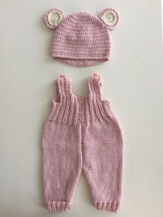 Knitted... Baby girl!