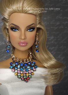 Going Public Eugenia - Fashion Statement Jewelry For FR By CULTE DE PARIS