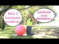 5 minutes de gainage facile pour un ventre plat - YouTube Coach Sportif, Gym, Pilates, Yoga, Sports, Totalement, Plein Air, Alice, Envy