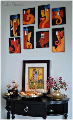 Pinkz Passion : Festival of Lights - Diwali - Pinkz Passion : Festival . - Pinkz Passion : Festival of Lights – Diwali – Pinkz Passion : Festival of Lights – D - Lord Ganesha Paintings, Ganesha Art, Krishna Art, Ganesh Pic, Ganesha Drawing, Diy Canvas, Acrylic Painting Canvas, Canvas Art, Wooden Painting
