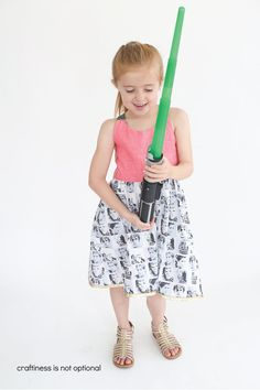 star wars Annecy Dress for the Sew What Pattern Club