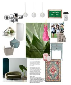 """""""Untitled #5"""" by jkopossova-1 on Polyvore featuring Poncho & Goldstein, Safavieh, West Elm, Modern.Southern.Home., D.L. & Co., Resident and Home Decorators Collection"""