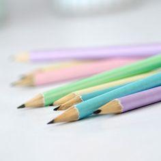 Pastel pencils #UltraBookStyle
