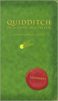 Quidditch im Wandel der Zeiten von J. K. Rowling 2001 Gebundene Ausgabe: Amazon.de: Bücher