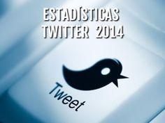 ESTADISTICAS TWITTER 2014 EN COLOMBIA Y EL MUNDO:  Últimas estadísticas de Twitter en 2004 para Colombia, Latinoamérica y el mundo. ¿Cuántos usuarios Twitter hay en Colombia? Vea crecimiento de Twitter en el último año.