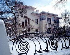 Ryabushinsky Mansion (Gorky House-Museum), Moscow