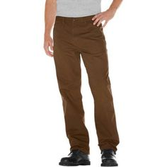Dickies Men's Relaxed Fit Duck Carpenter Jean, Size: 40 x 30