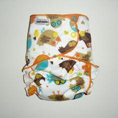 Simple Diaper-Sewing Tutorials: Online Free Downloads - Tons of Cloth Diaper Sewing Tutorials and Patterns