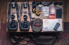 Photojournalist Gear: Phil Moore @ ShotKit