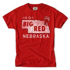Nebraska Cornhuskers Go Big Red (34.00)