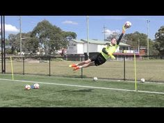 IFC Goalkeeper Coach Kieran Tonge put the First Team and Academy 'keepers through their paces. Soccer Goalie, Football Drills, Goalkeeper Training, Soccer Tips, One Team, Youtube, Garden, Goalkeeper, Circuit Workouts