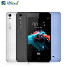 """Original HOMTOM HT16 5.0"""" HD 720P Smartphone Android 6.0 Quad Core MTK6580 Cellphone 1GB+8GB ROM 5MP 8MP 3000mAh 3G Mobile Phone US $71.24/ piece Brand Name:HOMTOM Shipping: Free Shipping  #popular #mobile #phones #useful"""